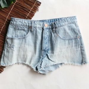 Urban Oufitters BDG Baggy Cut Off Shorts